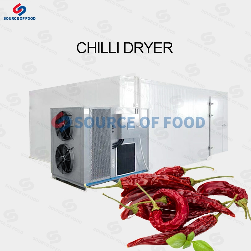 Chilli Dryer